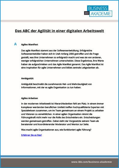 "Lexikon ""Das ABC der digitalen Arbeitswelt"" | PDF (IBB AG, Business Akademie)"